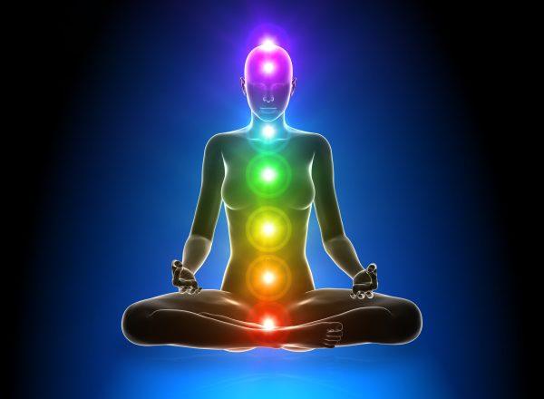 7 Chakra's balanceren met yoga