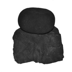 Mega grote Shungite stenen anti-straling set