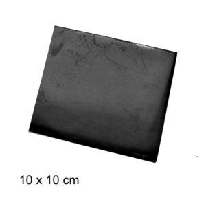 Shungite tegel 10 x 10 cm