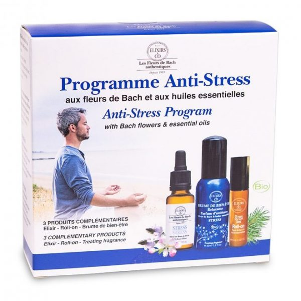 Bach Bloesem anti-stress